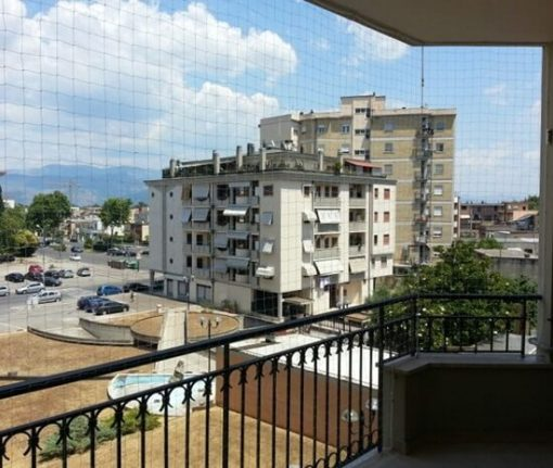 Malla de seguridad para balcon