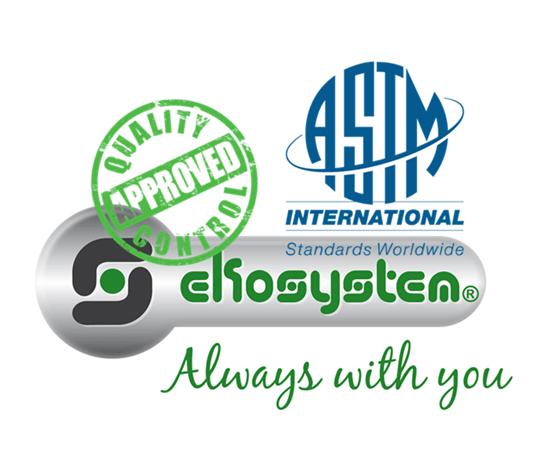 Protecciones Certificadas ASTM