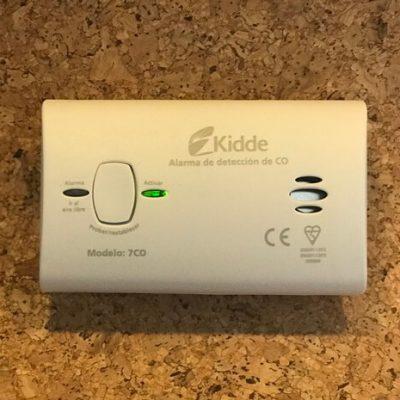 detector de monoxido de carbono