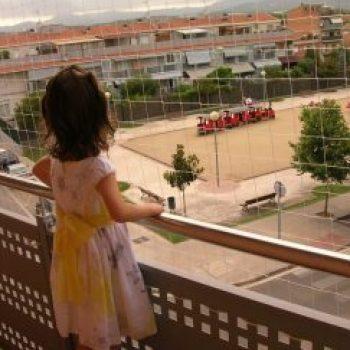 Red de seguridad para niños ekosystem