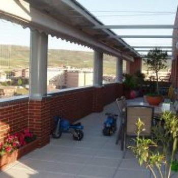 red seguridad balcones niños