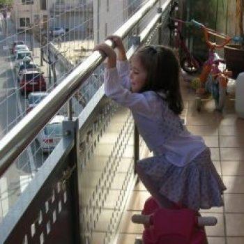 los niños no pueden ver los peligros